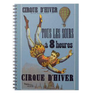 The Acrobat - Notebook