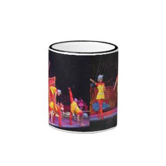 THE ACROBATS mug