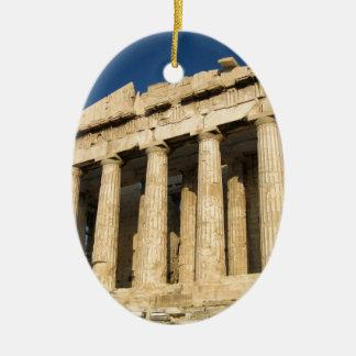 The Acropolis Ceramic Ornament