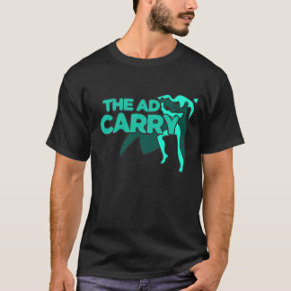 """The AD Carry"" Vayne Icon T-Shirt"