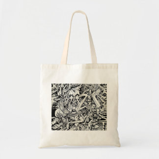 The Adept, or, A Freakish Transfiguration Tote Bag