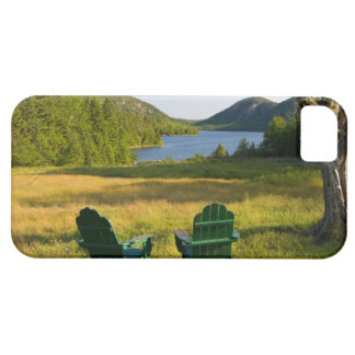 The Adirondack Chairs on the lawn of the Jordan iPhone 5 Covers