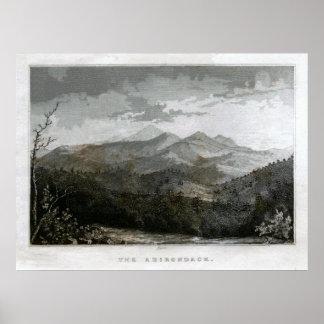The Adirondack Poster