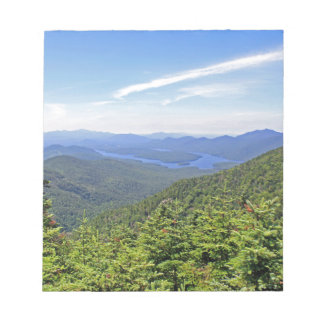 The Adirondacks, New York Notepad