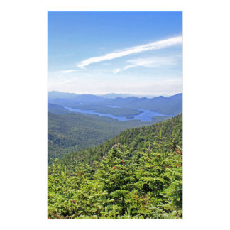 The Adirondacks, New York Stationery