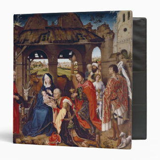 The Adoration of the Magi, c.1455 3 Ring Binders