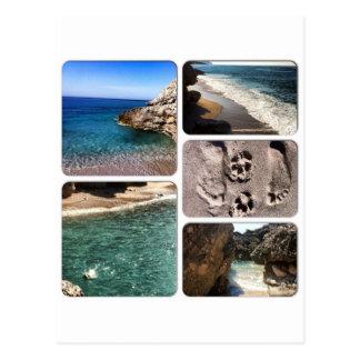 The Adriatic Sea Albania Postcard