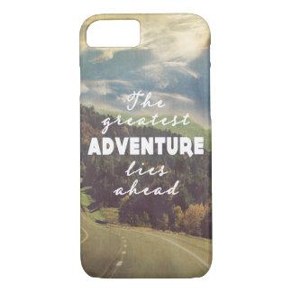 The Adventure iPhone 7 Case