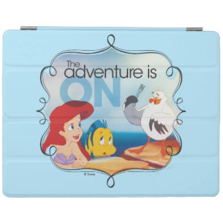The Adventure Is On iPad Cover