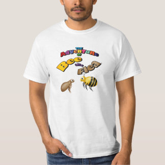 The Adventure of Bee and Flea T-Shirt