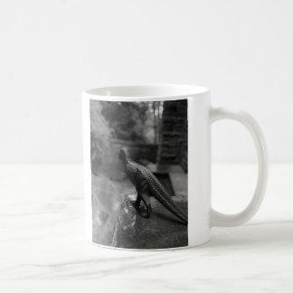 the Adventures of a Plastic T-rex...#1 Coffee Mug