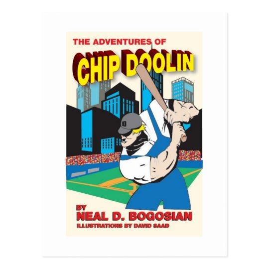 The Adventures of Chip Doolin Postcard