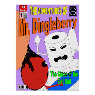 The Adventures of Mr. Dingleberry Poster