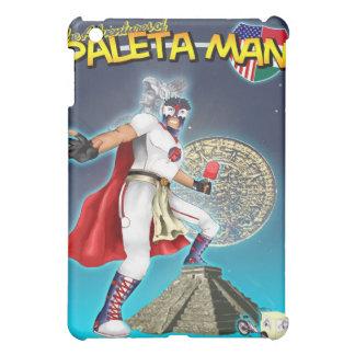 The Adventures of Paleta Man ipad Case