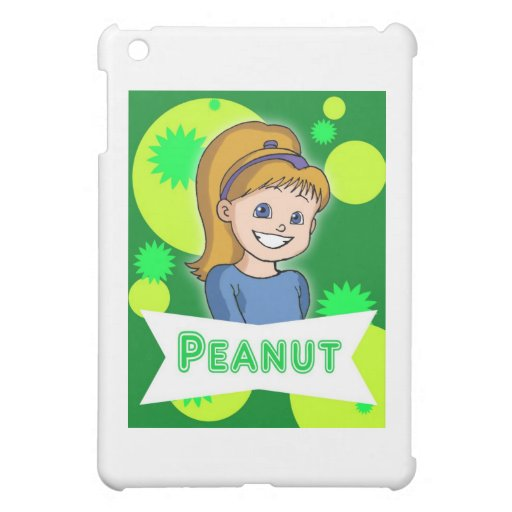 The Adventures of Pinky and Peanut iPad Mini Cover