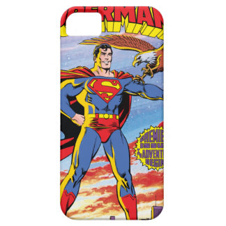 The Adventures of Superman #424 iPhone 5 Case
