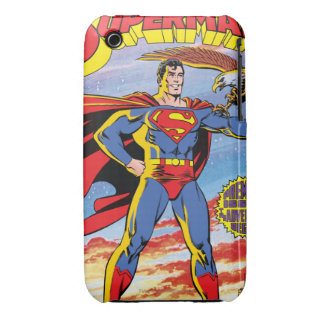The Adventures of Superman #424 Case-Mate iPhone 3 Cases