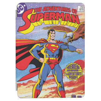 The Adventures of Superman #424 iPad Air Cover