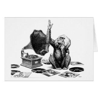 The Aesthete Greeting Card