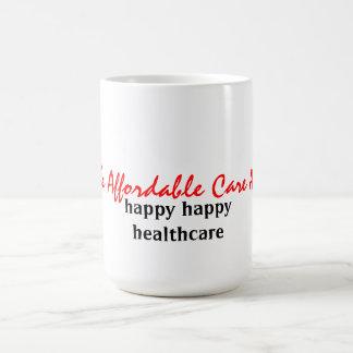 the Affordable Care Act Basic White Mug