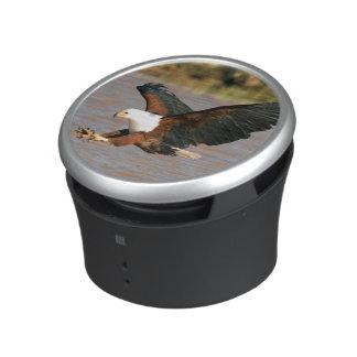 The African Fish Eagle (Haliaeetus Vocifer) Bluetooth Speaker