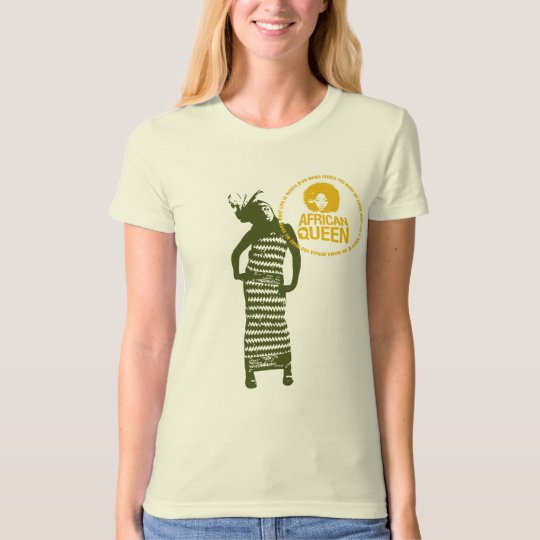 The African Queen #2 T-Shirt