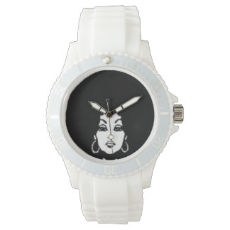 the afro watch