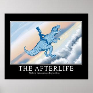 The Afterlife: Demotivational Poster