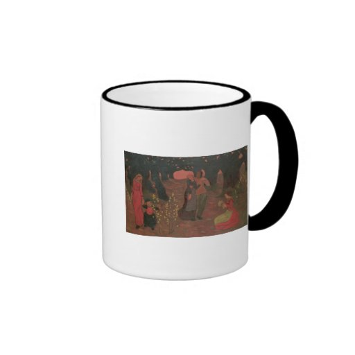 The Ages of Life, 1892 Coffee Mugs