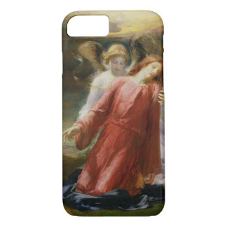 The Agony in the Garden, 1858 (oil on panel) iPhone 7 Case