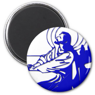 The Agony in The Garden 2 Inch Round Magnet