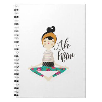 The 'Ah-Hum' Notebook