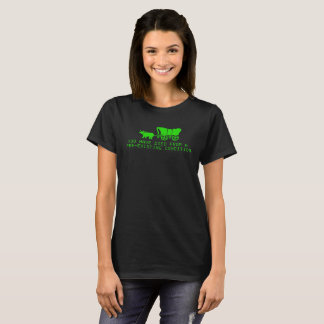 The AHCA Trail T-Shirt - Womens