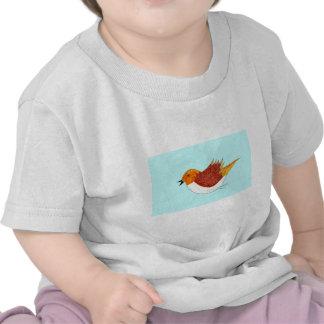 The Ahubooks Sparrow T-shirt
