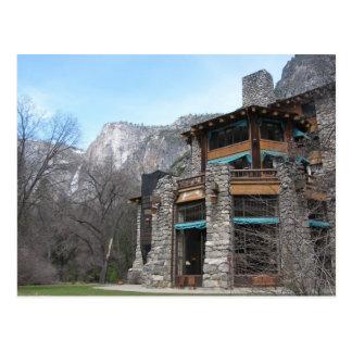 The Ahwahnee- Yosemite Postcard