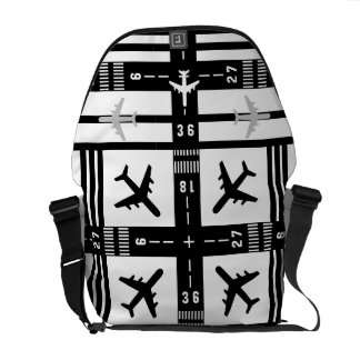 The Airplane Edition Messenger Bag