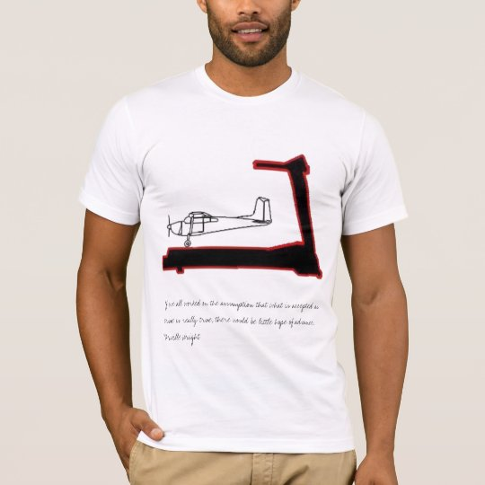 The Airplane on a treadmill... T-Shirt