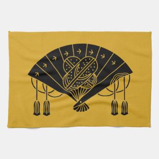 The Akita fan Kitchen Towel