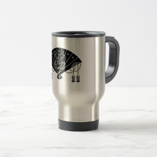The Akita fan Travel Mug