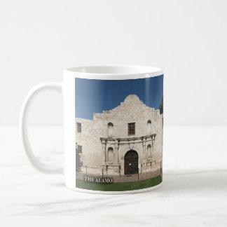 The Alamo Historical Mug
