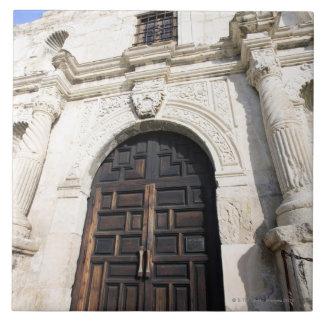 The Alamo in San Antonio, Texas Ceramic Tiles