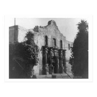The Alamo in San Antonio, TX  Photograph #2 Postcard
