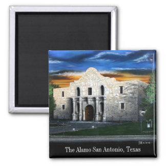 The Alamo Magnet