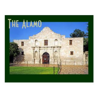 The Alamo Mission, San Antonio, Texas, U.S.A. Postcard