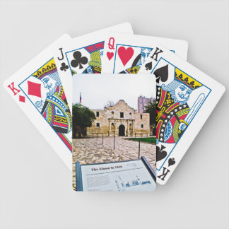 The Alamo Playing Cards