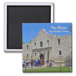 The Alamo San Antonio Texas Magnet