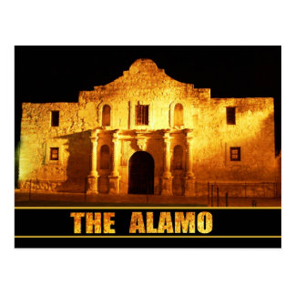 The Alamo, San Antonio, Texas Postcard