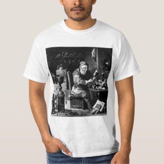 The Alchemical Laboratory of Robert Fludd Superior T-Shirt
