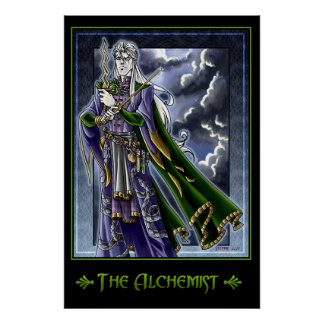 The Alchemist Poster