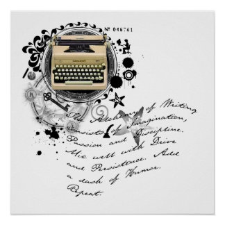 The Alchemy of Writing Print